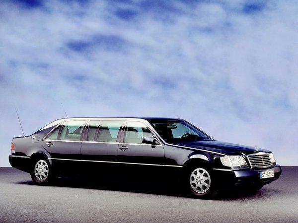 В Германии выставлен на продажу «лимузин Путина»