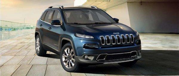 В ноябре продажи Jeep в России выросли на 12,2%