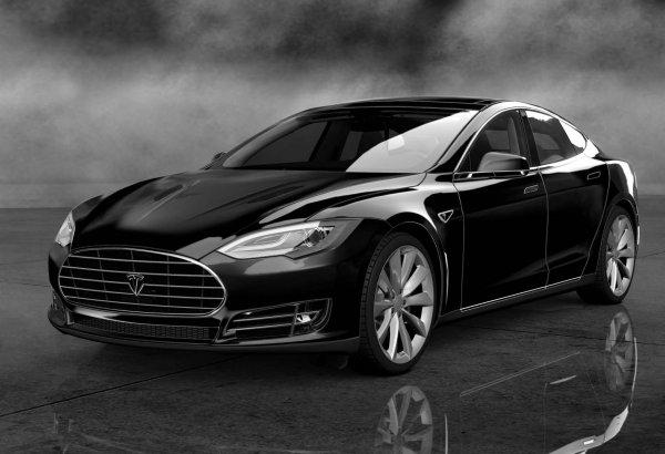 Немецкий чиновник купил Tesla Model S за бюджетные деньги
