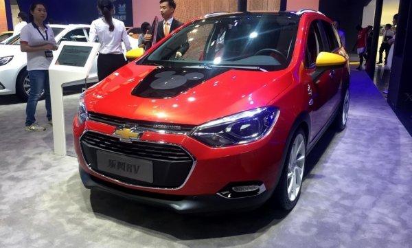 Chevrolet создала спецверсию Lova RV вместе с Disney