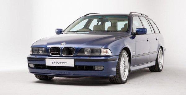 Раритетный универсал Alpina B10 V8 продадут за 19 000 евро