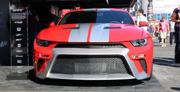 Ford Mustang GTT получил ценник в 124 950 долларов