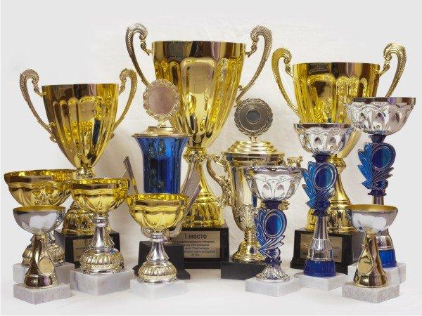 Об изготовлении спортивных трофеев