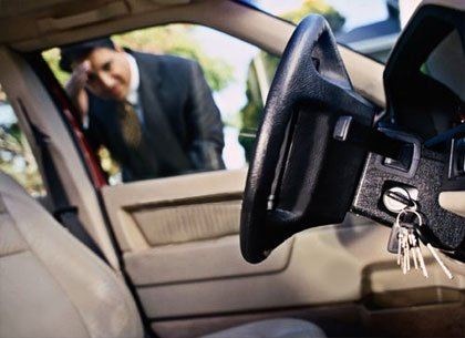 Об аварийном вскрытии автомобилей