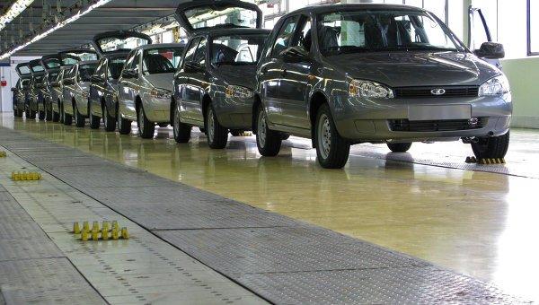 «АвтоВАЗ» вывел из залога автомобилей на 1,3 млрд рублей