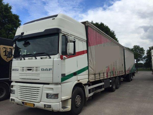 С 1 января грузовикам класса ниже «Евро-2» запрещен въезд в Москву