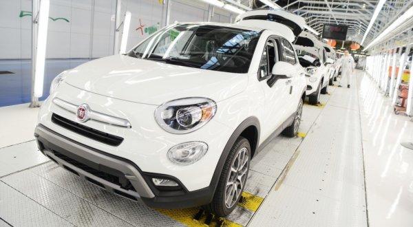 Концерн Fiat-Chrysler подвел итоги продаж на рынке Италии