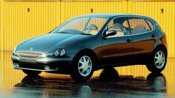 Всеми забытый Lexus Landau 1994 держит марку на японском рынке