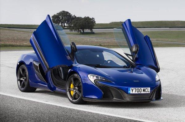 Компания McLaren удвоила продажи автомобилей в 2016 году