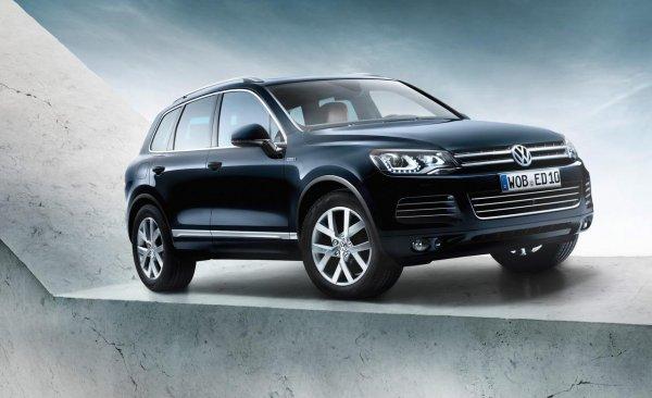 Автомобильный рынок Германии установил рекорд  впервые за 10 лет