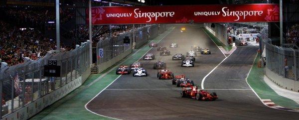 В Сингапуре большинство поддерживает сохранение Гран-при