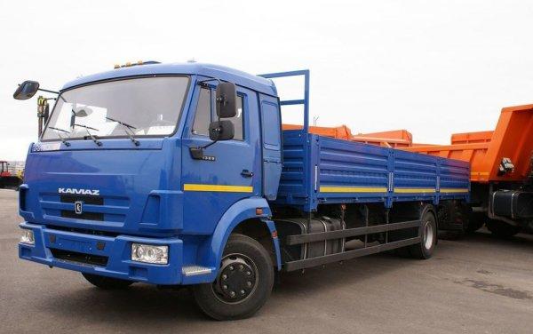 Российский рынок новых грузовиков демонстрирует рост