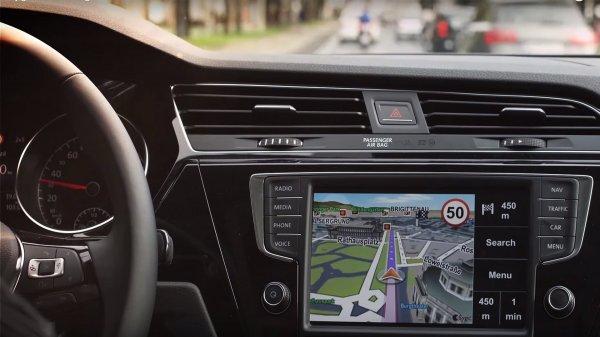 Представлено первое приложение GPS-навигации для автомобилей Ford
