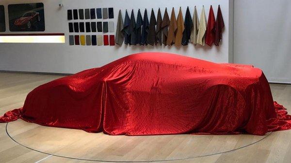 Ferrari оснастила купе 458 Italia силовым агрегатом V12