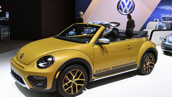 Volkswagen отзывает почти 50 тыс. машин в Китае из-за неисправности тормозов