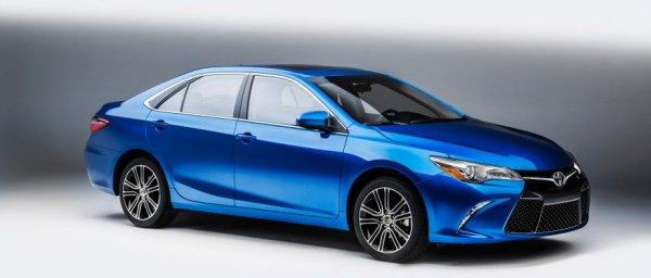 В Детройте Toyota презентует 45 новинок