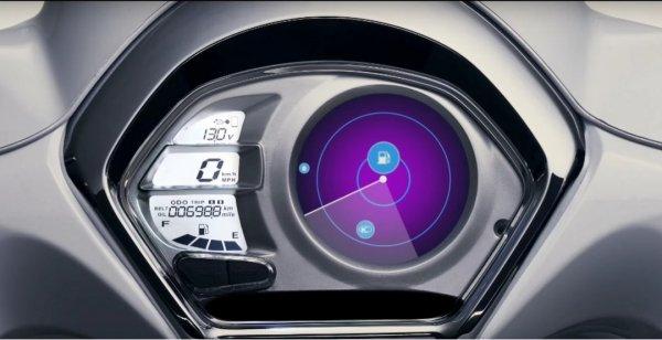 Kymco представила систему Noodoe для скутеров на CES-2017