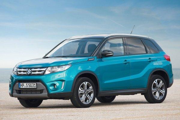 Suzuki продлила гарантийный срок на свои автомобили до 5 лет