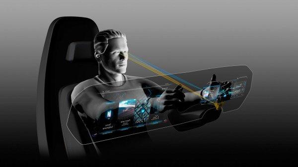 Volkswagen презентовал новую модель цифровой панели приборов