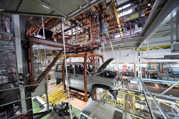 «УАЗ» возобновит производство автомобилей 25 января