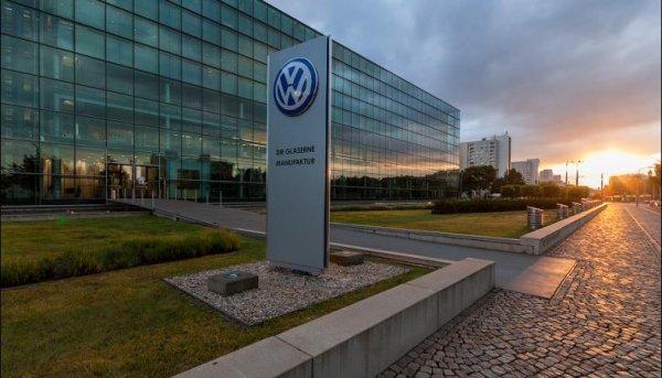 В Шанхае дебютирует концепт Volkswagen EV SUV