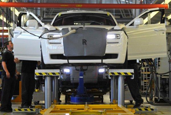 Опубликован годовой отчёт продаж компании Rolls-Royce