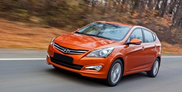 В России выросли цены на модели KIA Rio и Hyundai Solaris
