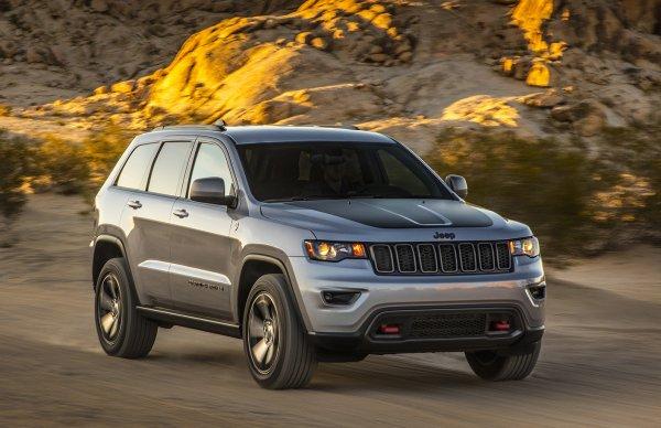 Jeep подтвердил производство большого внедорожника Wagoneer