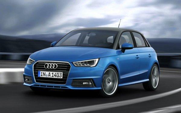 Хэтчбек Audi А1 покидает автомобильный рынок России