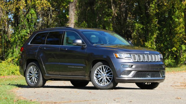Обновлённый Jeep Grand Cherokee получит платформу от Alfa Romeo Stelvio