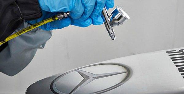 Mercedes-Benz Motorsport и Axalta продолжат свое сотрудничество