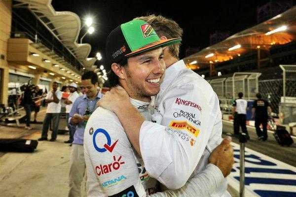 Эксперты сравнили Хюлькенберга и Переса после трёх сезонов в Force India
