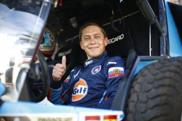 Маганов одержал победу на седьмом этапе «Дакар» в зачете мотовездеходов