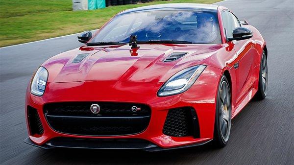 Спорткар Jaguar F-Type получил обновленную спецверсию