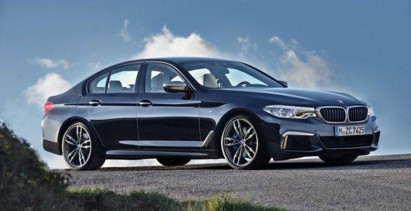 Mercedes-AMG E43 уступил BMW M550i xDrive в скорости и цене