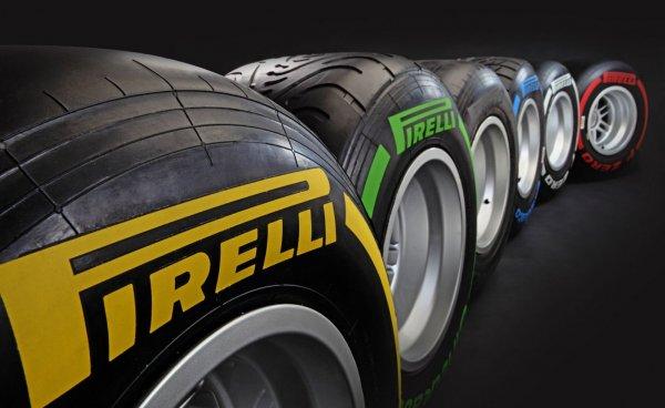 Pirelli: Новые покрышки имеют низкий уровень деградации