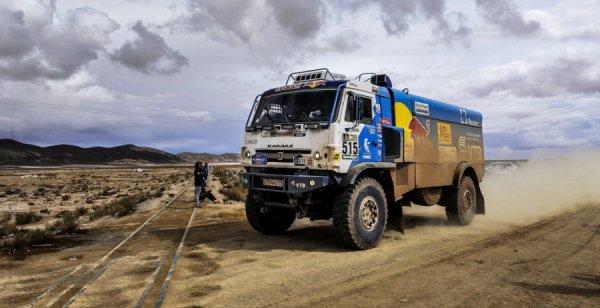 Девятый этап ралли-марафона «Дакар-2017» отменен из-за оползня