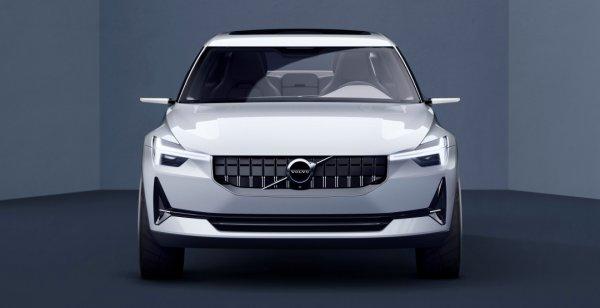 Volvo выпустит свой первый электромобиль к 2019 году