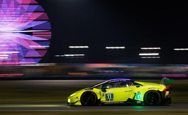 Lamborghini примет участие в заезде «24 часа Дайтоны»