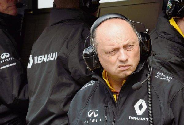 Фредерик Вассёр ушёл с поста главы Renault