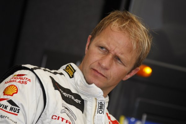Сольберг будет сотрудничать с Volkswagen в новом сезоне WRC