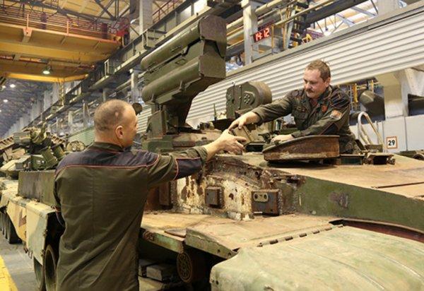 УВЗ восстановит первую советскую боевую машину поддержки танков в 2017 году