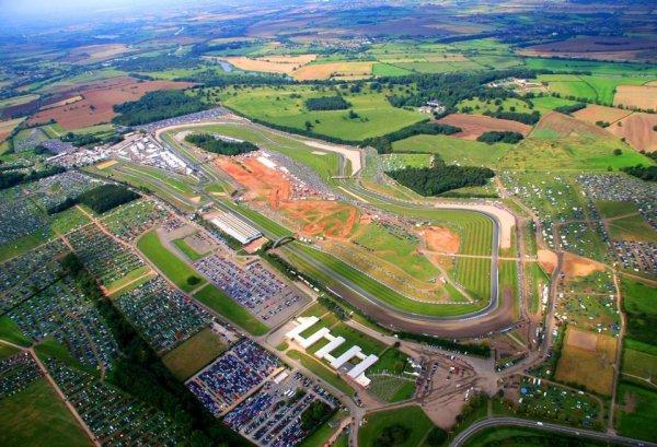 В Донингтон-Парке не проведут Гран-при Великобритании