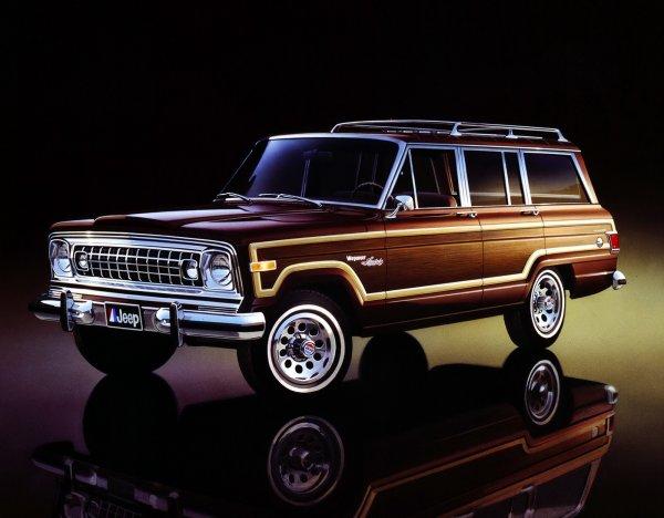 Jeep анонсировал возвращение моделей Wagoneer и Grand Wagoneer