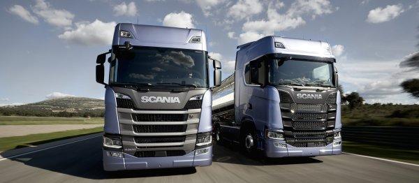 В офисе Scania в России подвели итоги продаж 2016 года