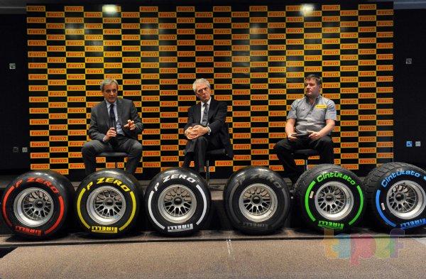 Pirelli рассказала о новых шинах для гонок в Бахрейне и Сочи