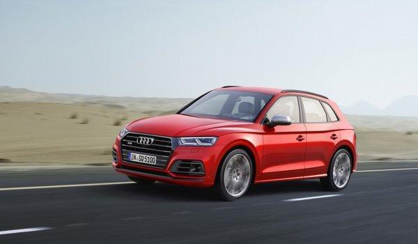 Новый Audi SQ5 дебютирует в России летом 2017 года