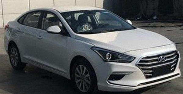 В сети появились фото обновленного Hyundai Mistra