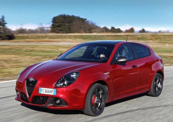 Alfa Romeo поставила на «паузу» поставки своих автомобилей в Россию