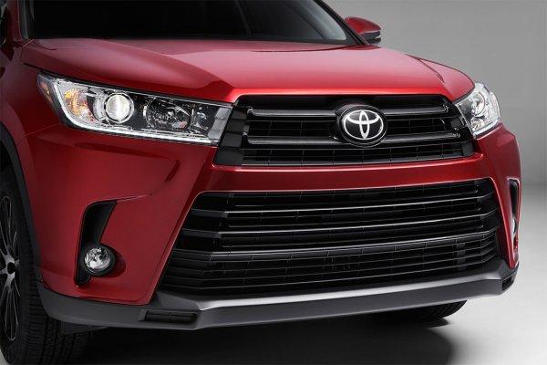 Названа стоимость нового Toyota Highlander в России
